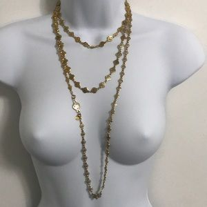 Stella & Dot layering Necklace